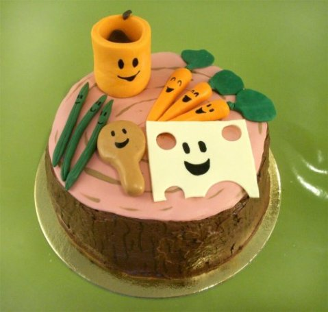 cute-food-gabba-gabba-cake