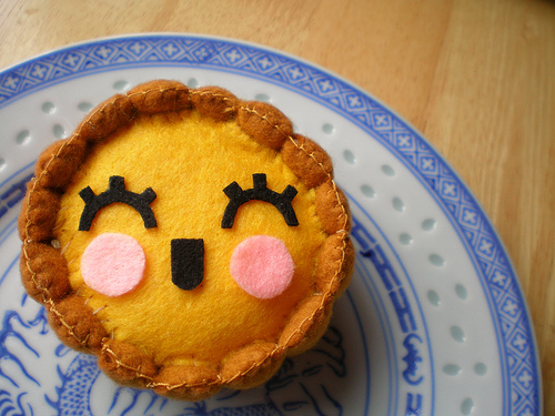 cute-food-egg-tart