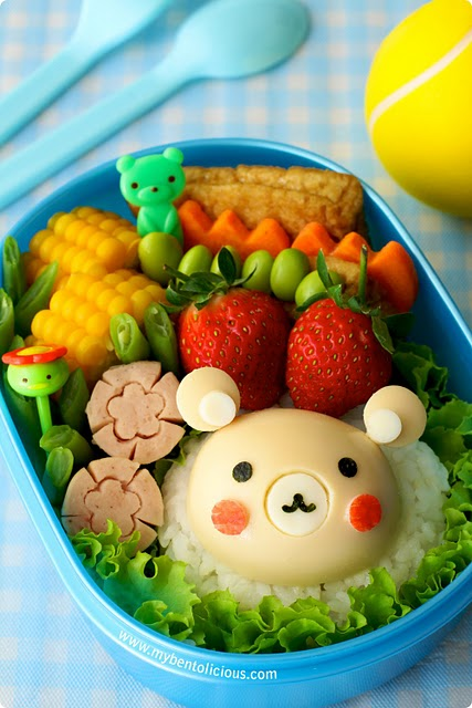 cute bento photos