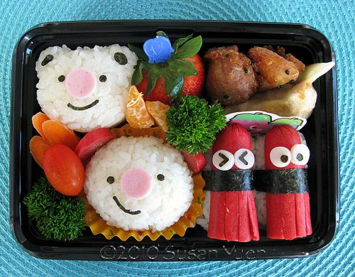 Cute Food Photos - Cute Bento