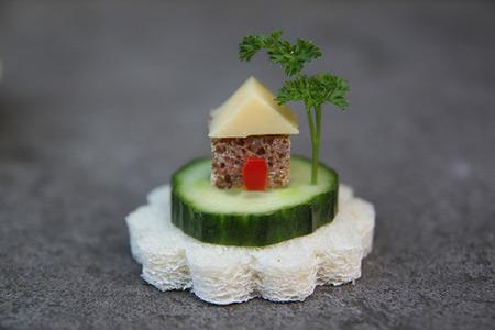 cute food photos- An Island I Would Gladly Be Stranded On