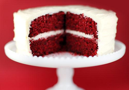 cute food photos - Classic Red Velvet