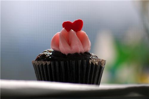 cute food photos - Cutie Pie Cupcake